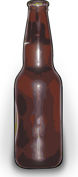 Bottle clipart beer bottle. Clip art at clker