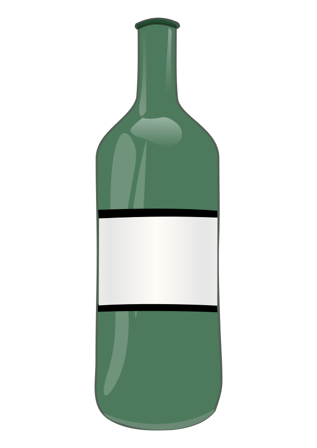 Botol . Drinking clipart bottleclip