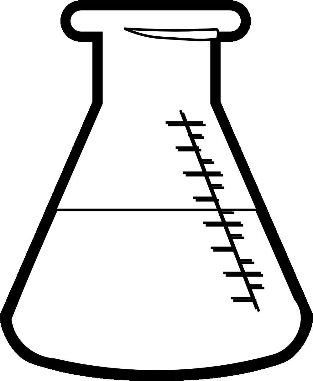 Evaporation clipart beaker. Science drawing at getdrawings