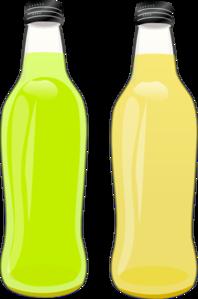 Beverage clip art at. Bottle clipart glass bottle