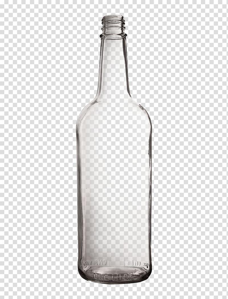 Clear transparent . Bottle clipart glass bottle