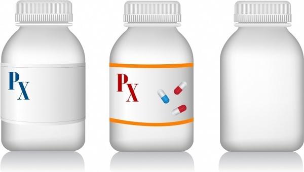 bottle clipart medical