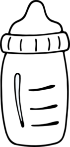 Bottle clipart milk bottle. Clip art at clker