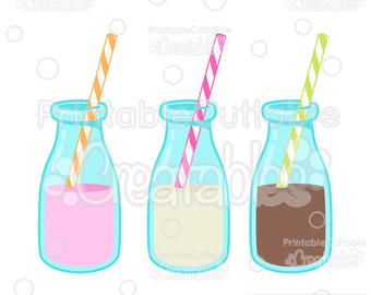 Bottle clipart milk bottle. Etsy birthday bottles svg
