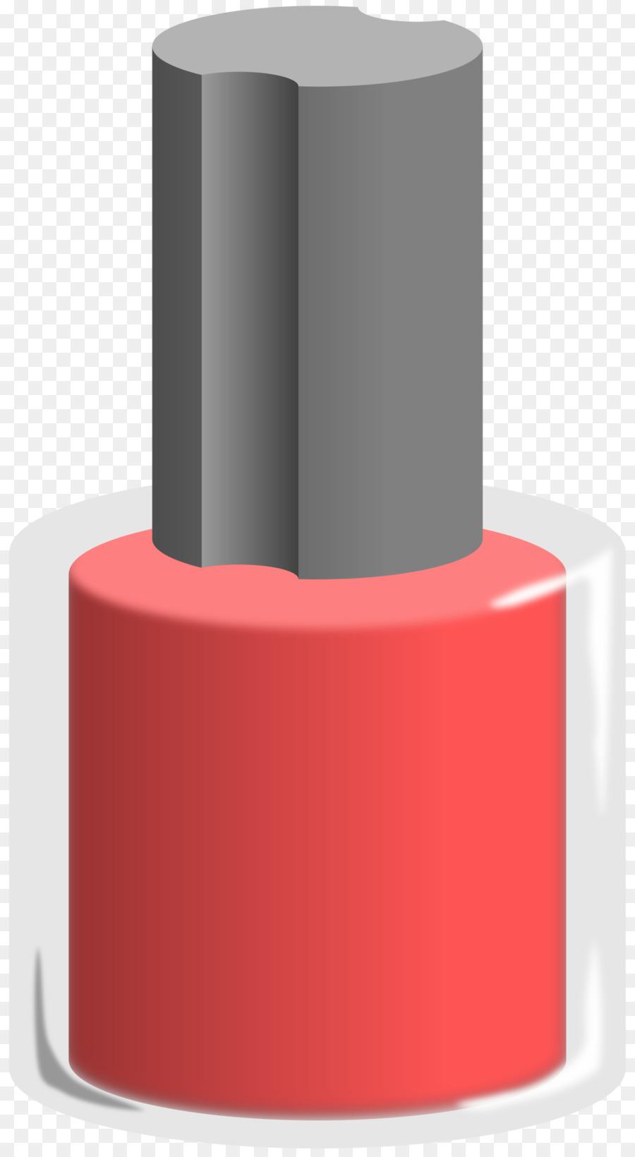 Polish bottle art clip. Nail clipart cutics
