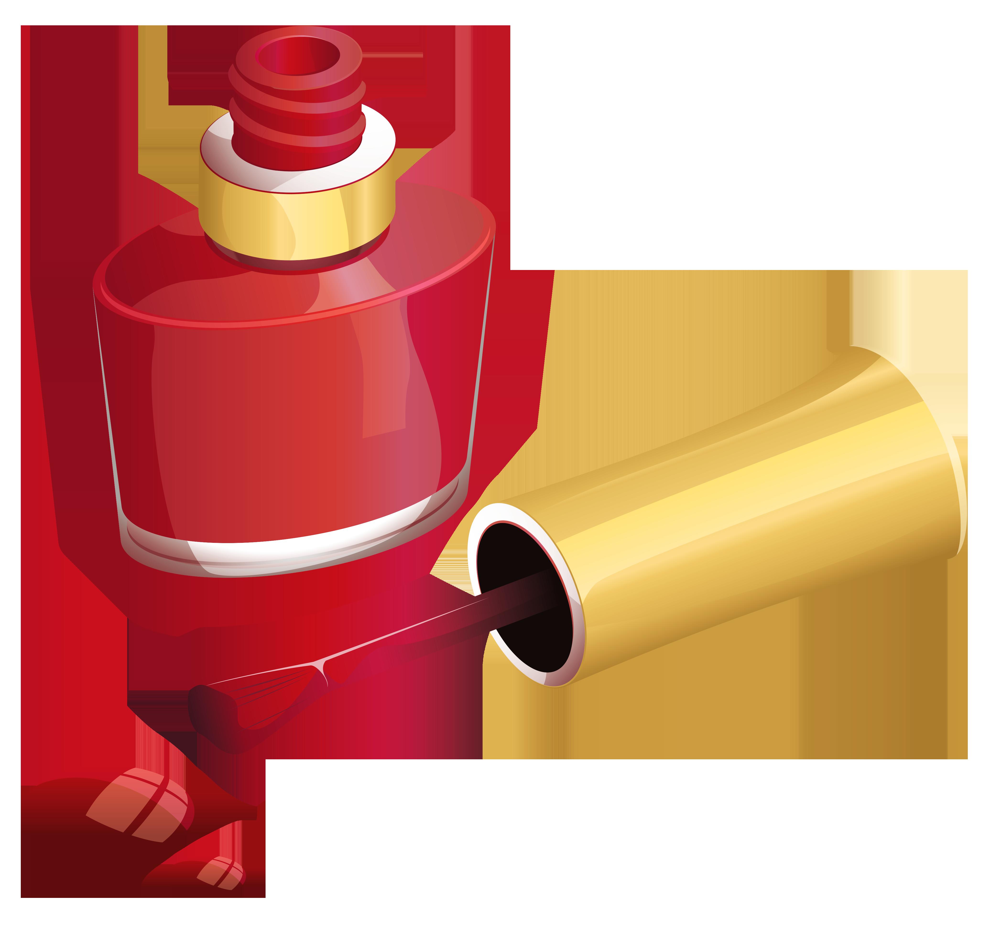 Makeup clipart shopkin. Red nail polish png