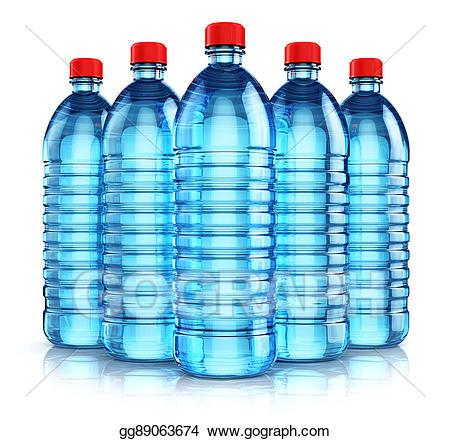 Stock illustration group of. Bottle clipart plastic bottle