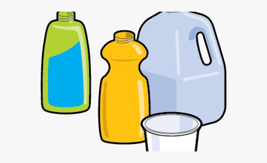 Bottle clipart plastic bottle. Bottles recycled