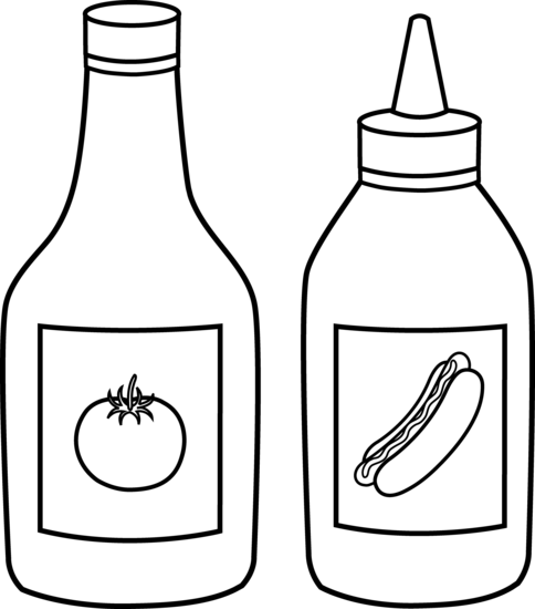 Bottle clipart printable. Coloring pages of bottles