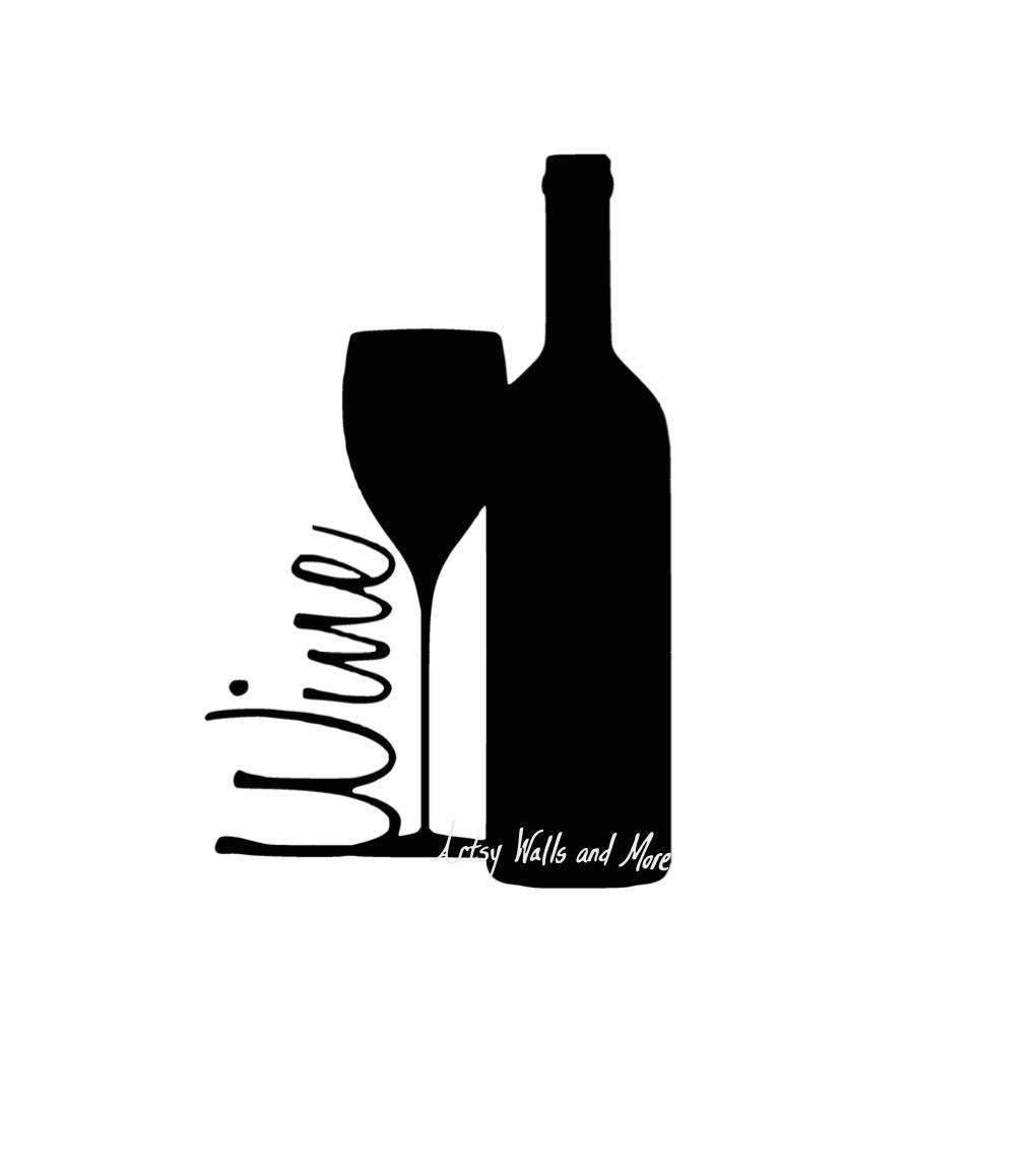 Svg png file wine. Bottle clipart silhouette