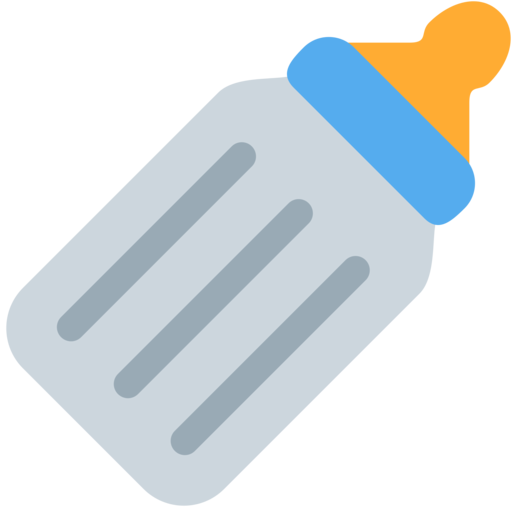 Bottle emoji png.  twitter twemoji