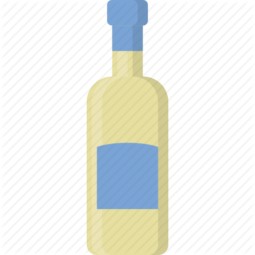 Bottle emoji png. Food by flaticons white