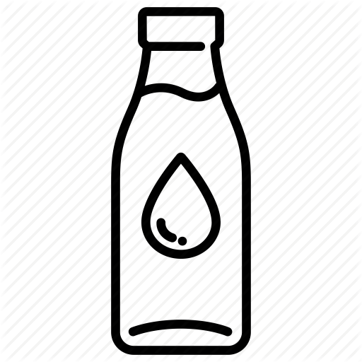 Drinks beverages by bomsymbols. Bottle icon png