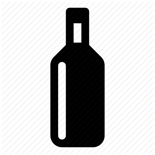 Food by arthur shlain. Bottle icon png
