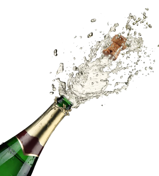 Hq transparent images pluspng. Bottle of champagne png