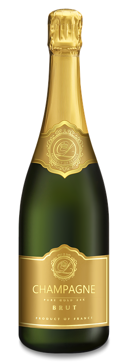 Hd transparent images pluspng. Bottle of champagne png