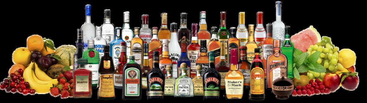 Bottle service png. Drink menu myth nightclub
