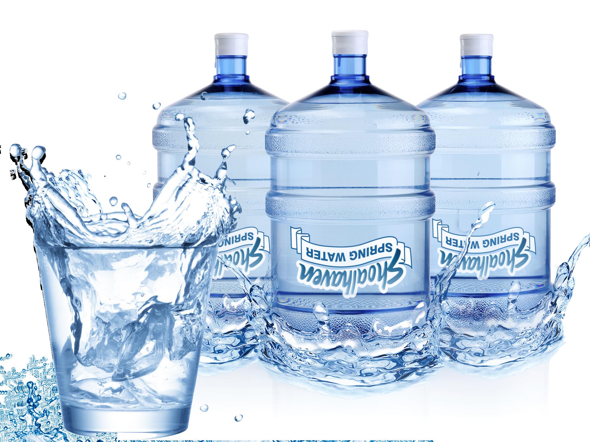 Shoalhaven spring is bottled. Bottle water png