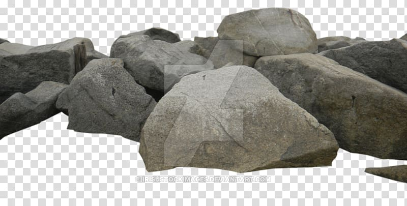 Boulder clipart aggregate. Rock transparent background png