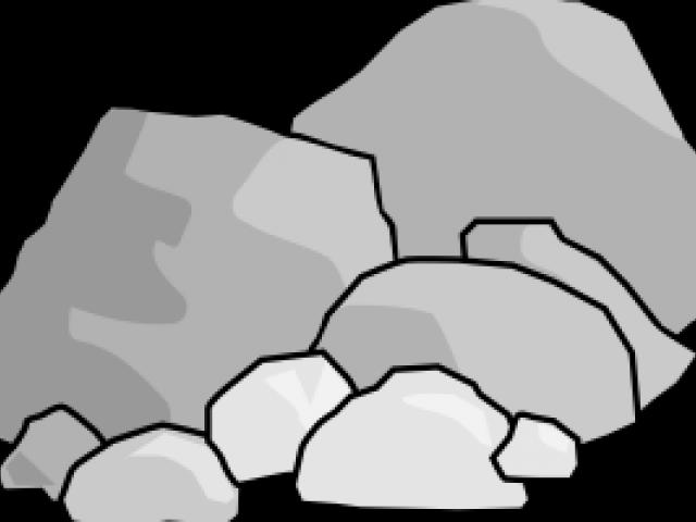 Free stone download clip. Boulder clipart batu