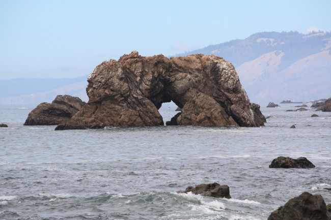 Boulder clipart beach rock. Best arches at california