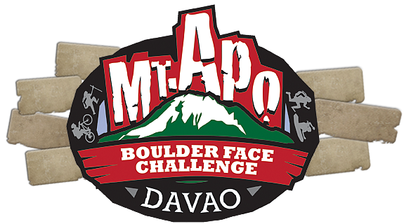 Boulder clipart challenge. Mount apo face out