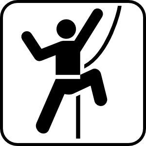 Boulder clipart clip art.  best climbing images