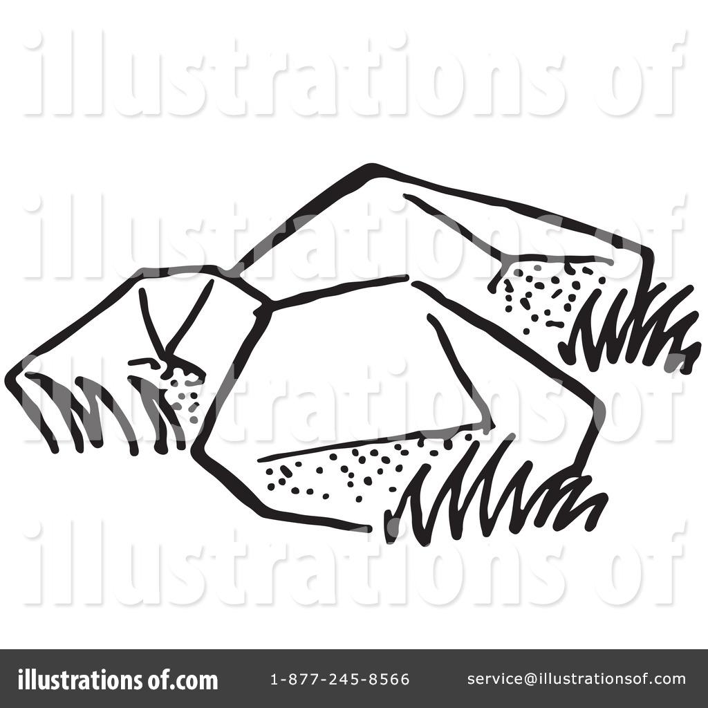 Boulder clipart illustration. By picsburg royaltyfree rf