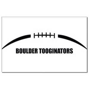 Football logo ts tooginators. Boulder clipart outline