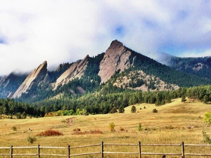best flatirons images. Boulder clipart scenery