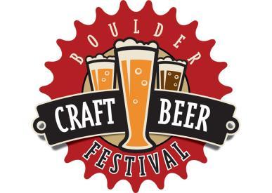 Craft beer fest . Boulder clipart scenery