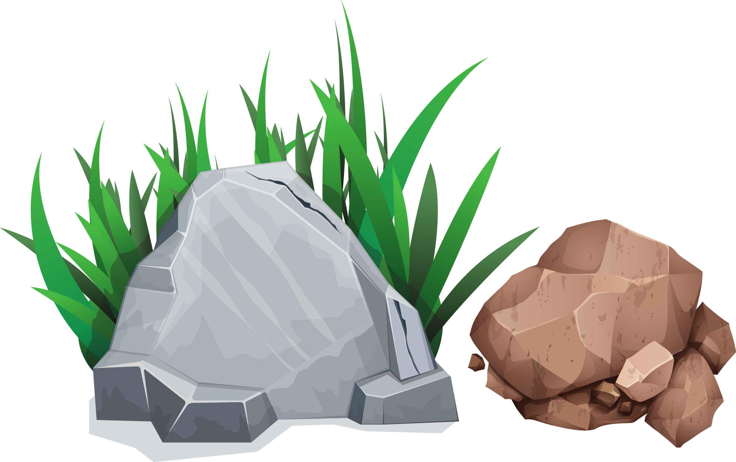 Boulder clipart soil. For free and use