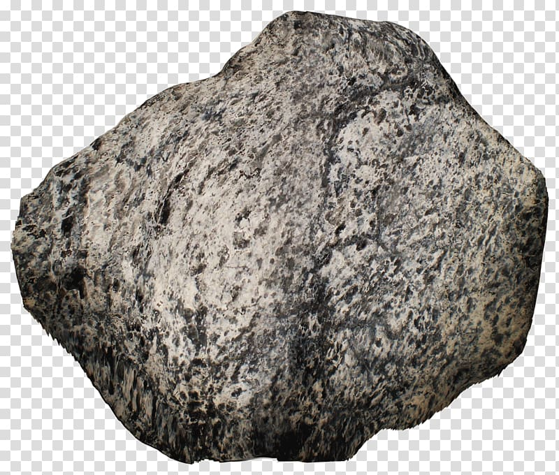 Boulder clipart space rock. Gray granite stones and