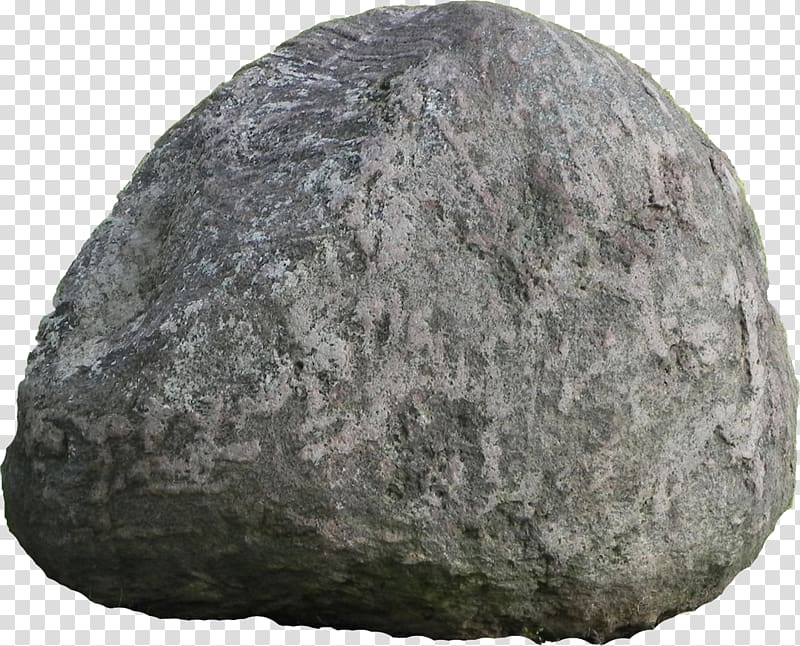 Clipart rock granite. Gray boulder stones and