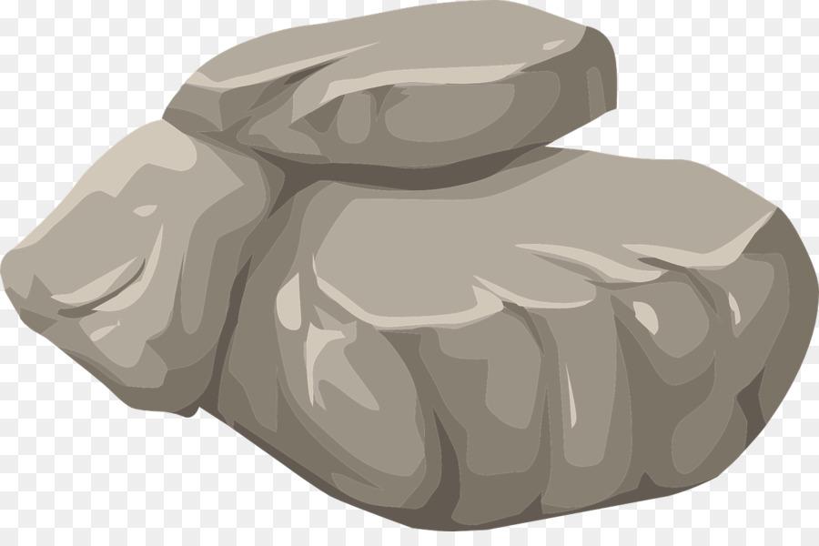 Rock clip art stones. Boulder clipart transparent