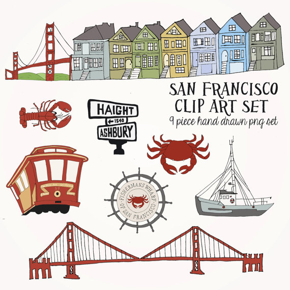 Instant download san francisco. Boulder clipart underwater