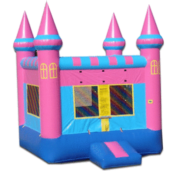 Houses rentals childrens parties. Bounce house png