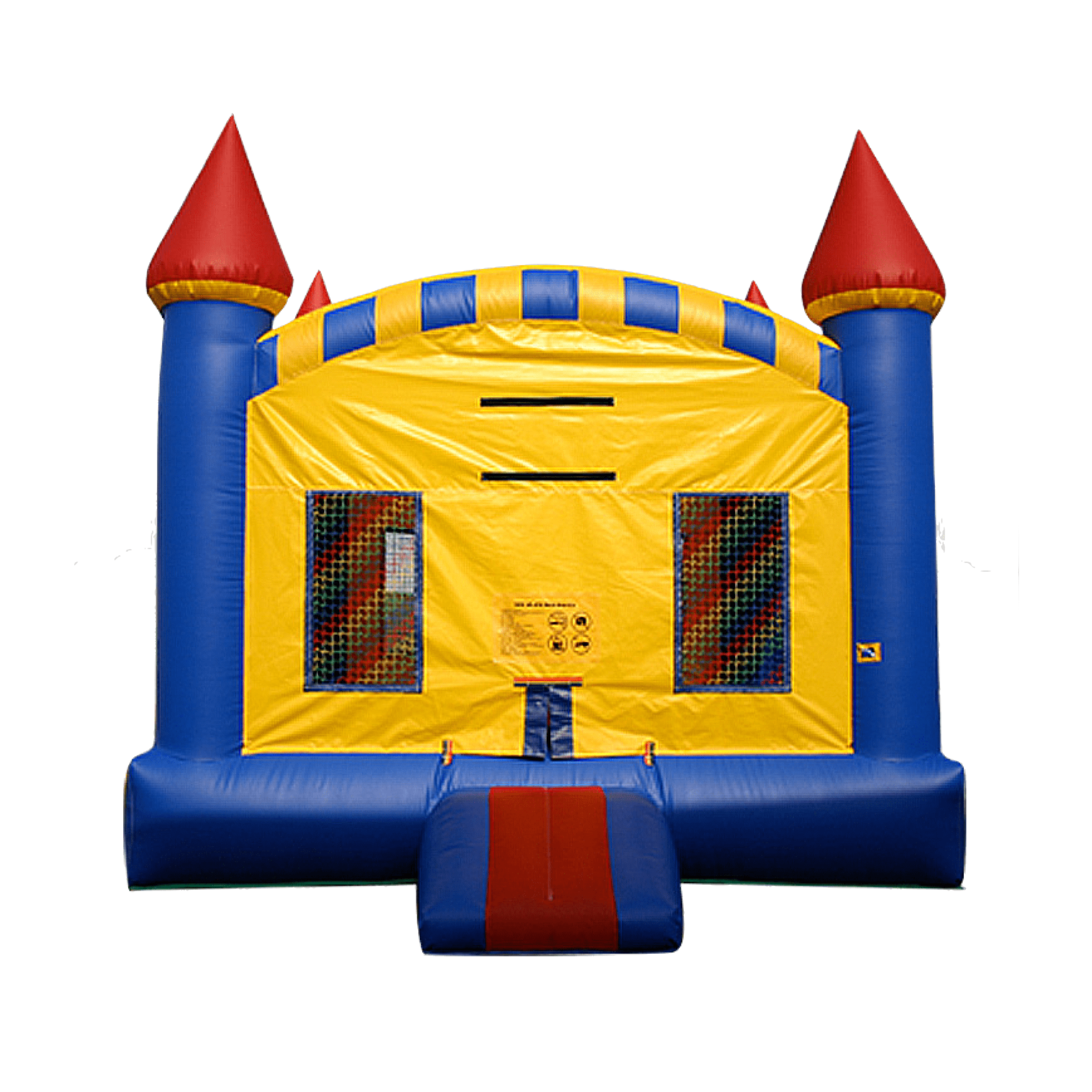 Bounce house png. Syracuse ny and slide