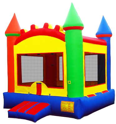 transparent library huge. Bounce house png