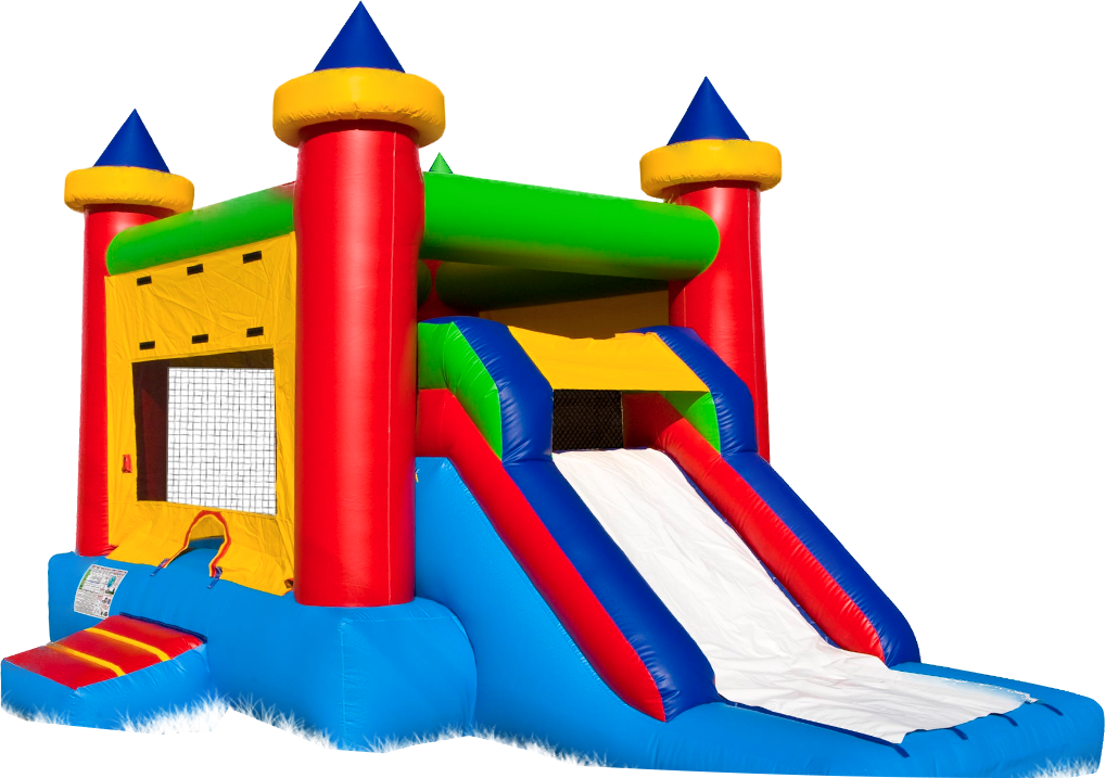 Celebrations bouncehouse. Bounce house png