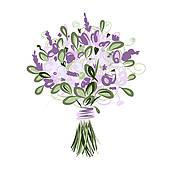Clip art royalty free. Bouquet clipart