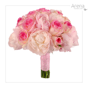 Bouquet clipart bridal bouquet. Weddings pink and white