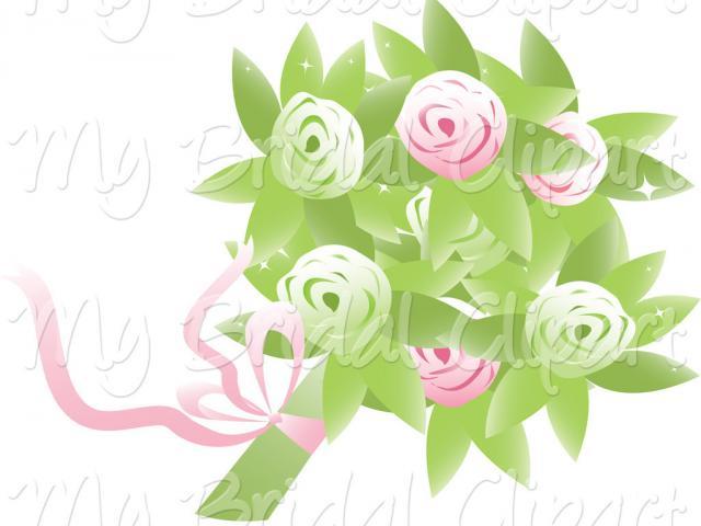 Bouquet clipart bride flower. Free on dumielauxepices net