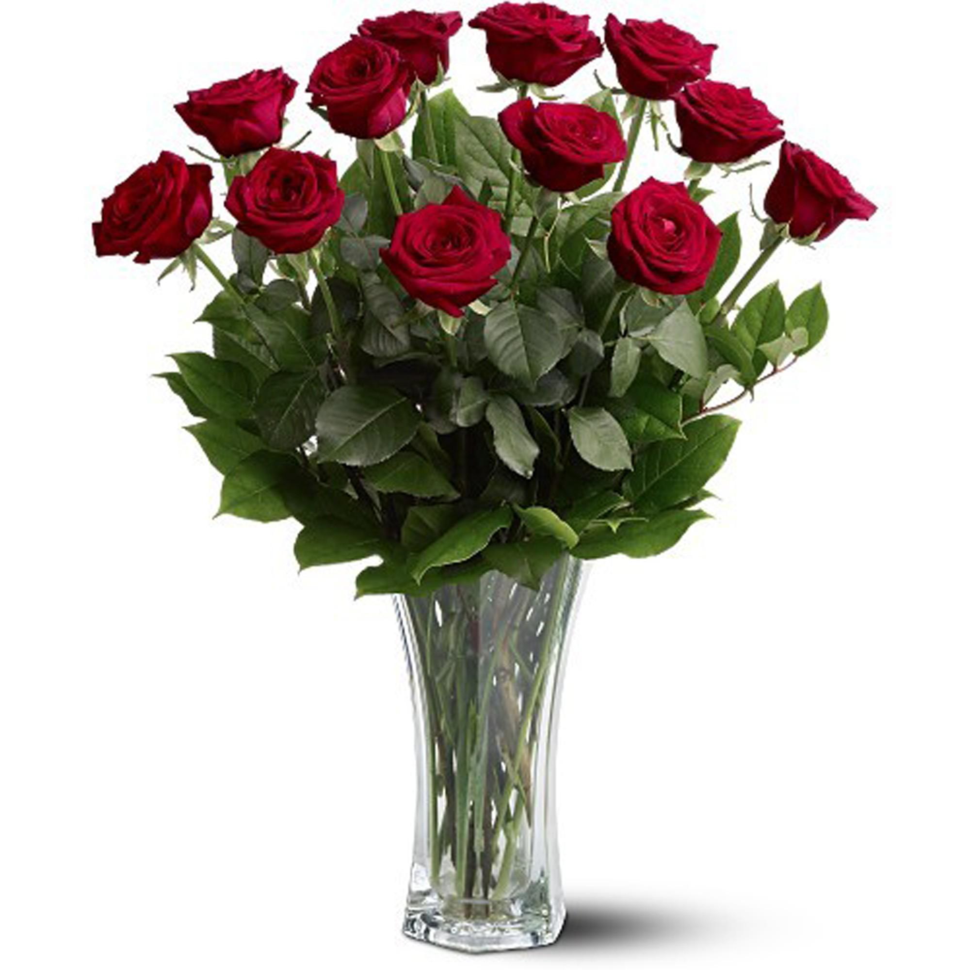 Bouquet clipart dozen rose. A premium red roses