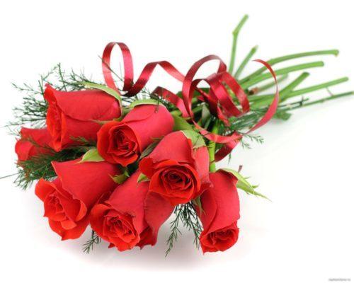 Valentine s day flower. Bouquet clipart dozen rose