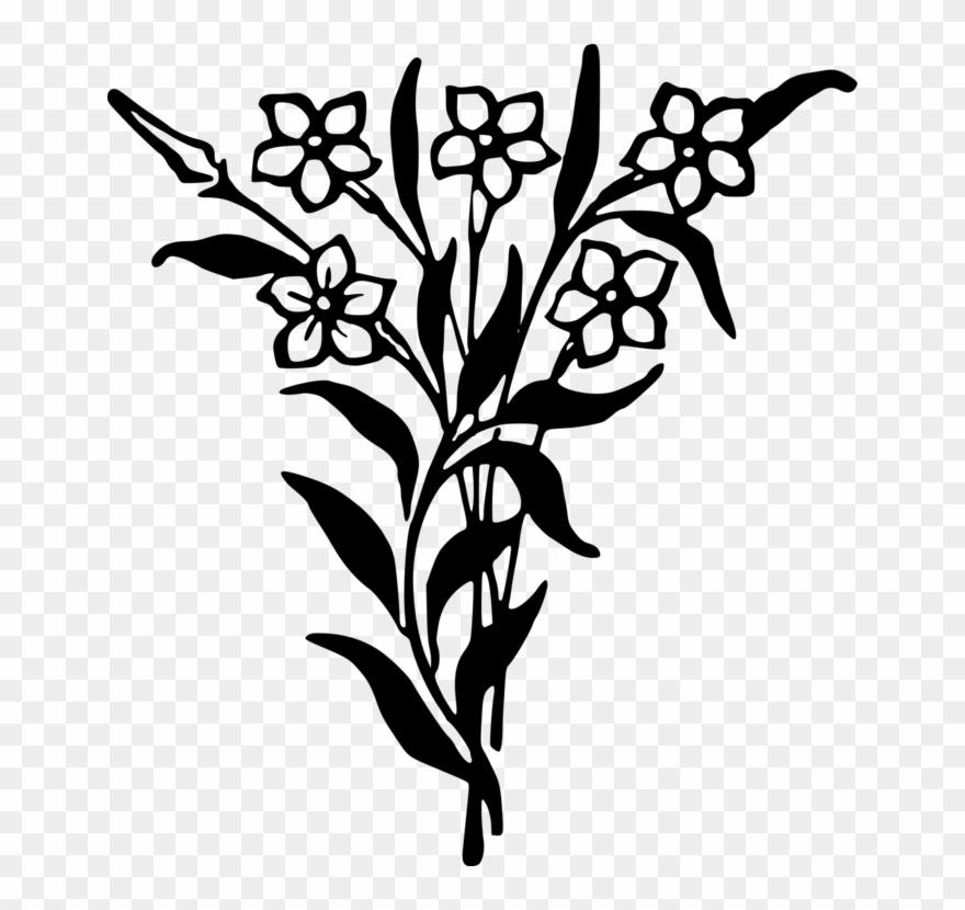 Bouquet clipart drawing. Flower rose cut flowers