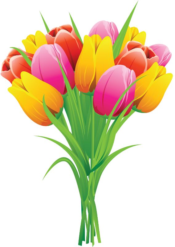 best clip art. Bouquet clipart easter