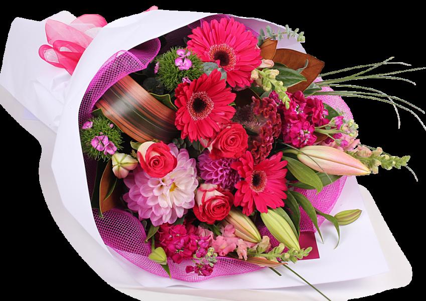 Bouquet png images transparent. Clipart birthday floral
