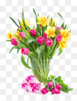 Png images vectors and. Bouquet clipart flower bokeh