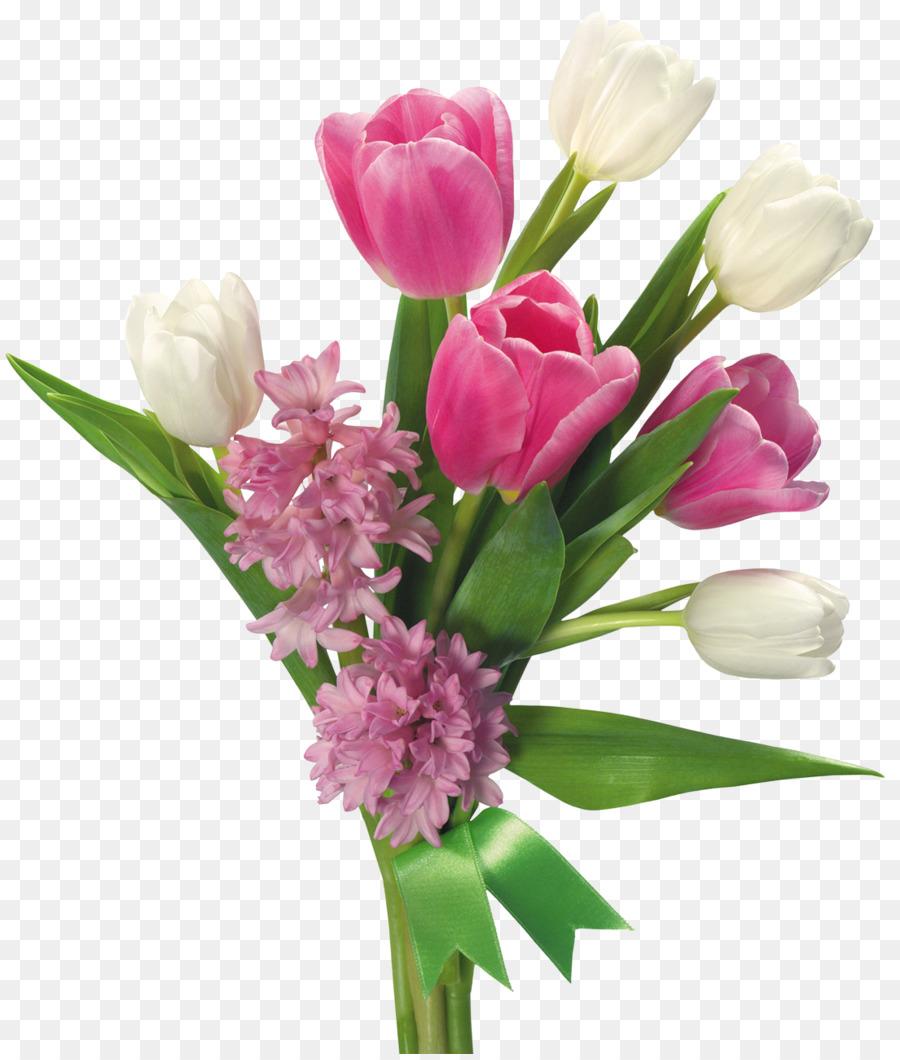 Flowers background tulip plant. Bouquet clipart flower bokeh